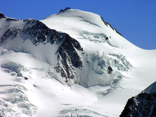 Signalkuppe (Punta Gnifetti) 4559 m