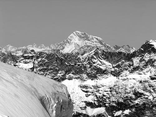B&W Il Grand Combin (4314 m)