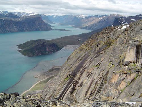 Pangnirtung Fiord