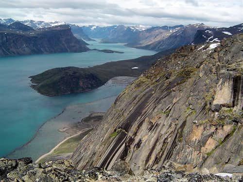 Baffin Island Peaks
