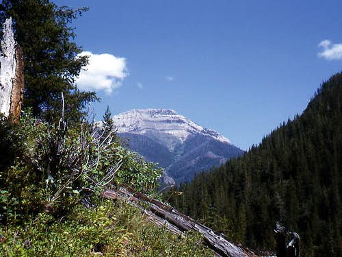 Silvertip Mountain