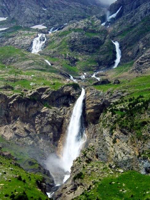 Waterfalls of Cinca