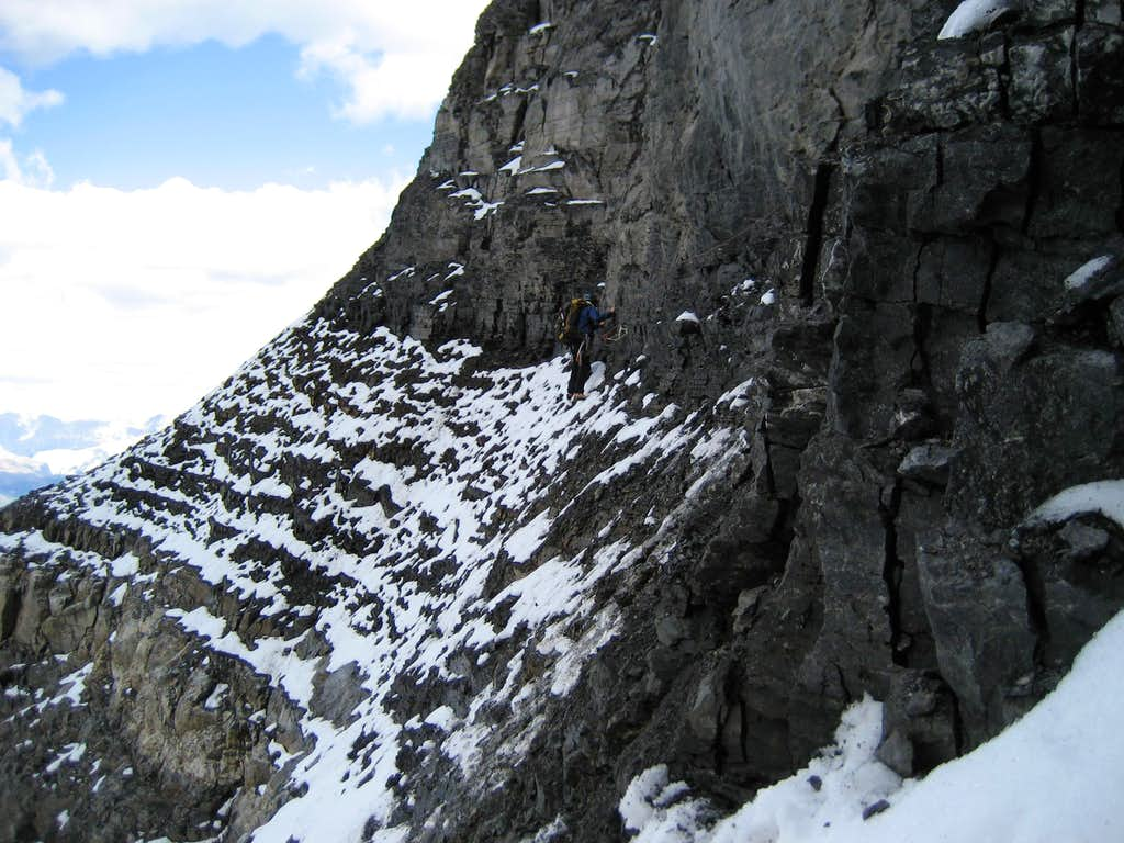 Black Band traverse