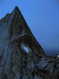 Northeast Ridge, Bugaboo Spire