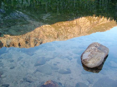 Katahdin Reflected