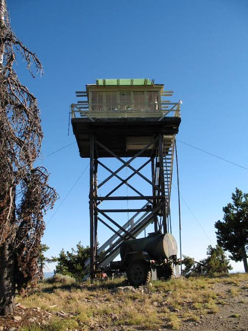 Bald Mountain Lookout