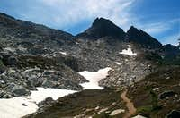 Hidden Lake Peaks with Heavenly Views