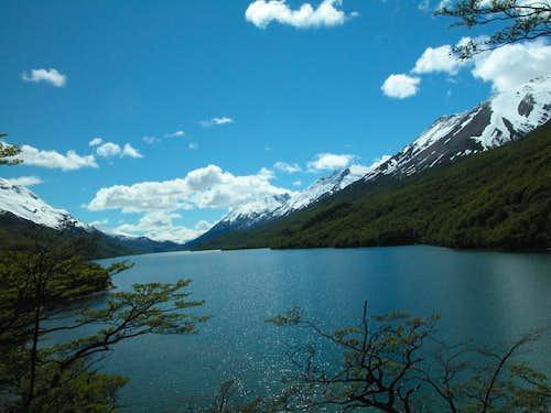 Los Glaciares > Laguna del Desierto