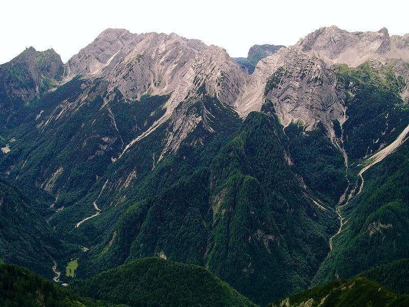 Monte Caserine Alte