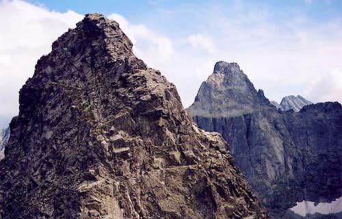 Three Peaks - High Tatras