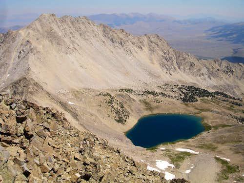 Altair Peak & Betty Lake