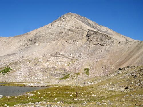 Standhope Peak
