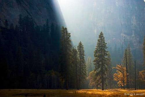 Contrast - Yosemite