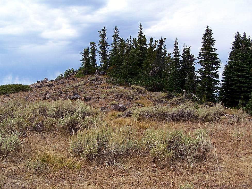 Lookout Mountain summit