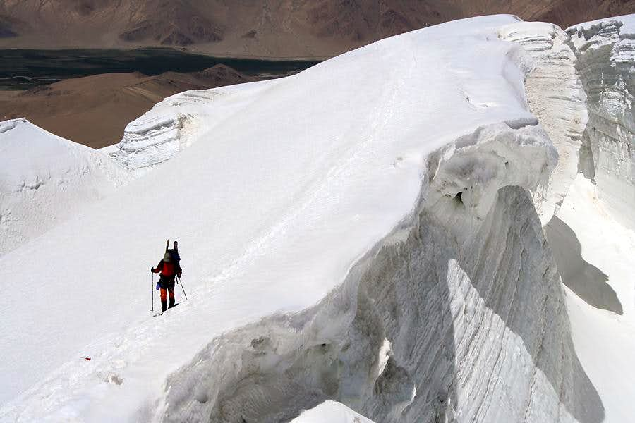 Navigation in the icefall