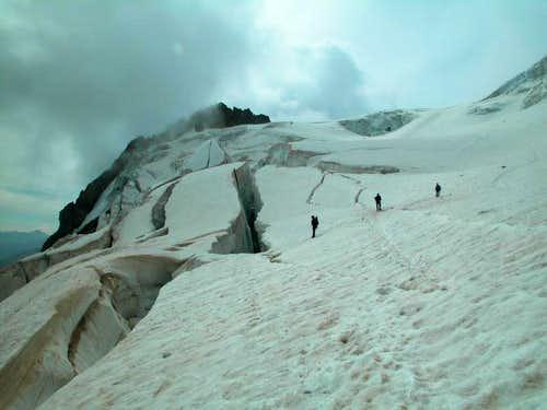 Pelvoux - Glacier des Violettes