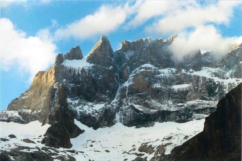 Ecrins > La Meije (South face)