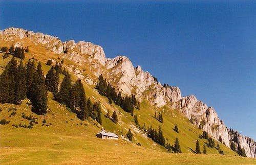 Mont Ouzon (august 1993)