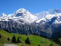 Jungfrau (4158 m)