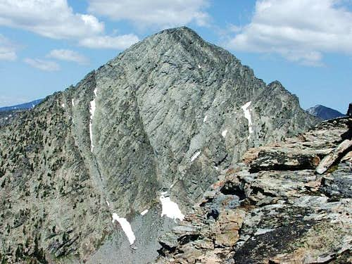 Freeman Peak SW & SE Ridges