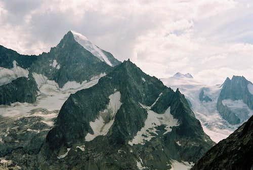 Nesthorn, 3824m