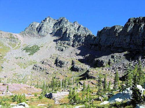Gray Wolf & Southeastern Ridge
