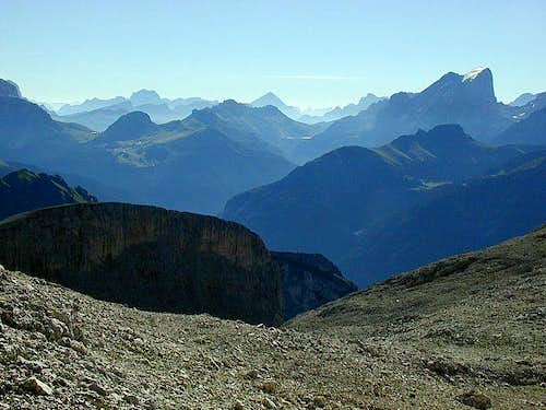 Dolomites from the...