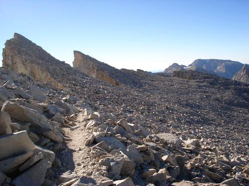 Topo Maps of California 14ers and 13ers