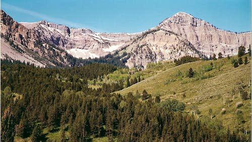 Visser Peak (WY)