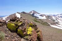Sonora Peak viewed from the...