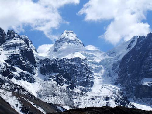 Cabeza De Condor, Cordillera Real, Bolivia