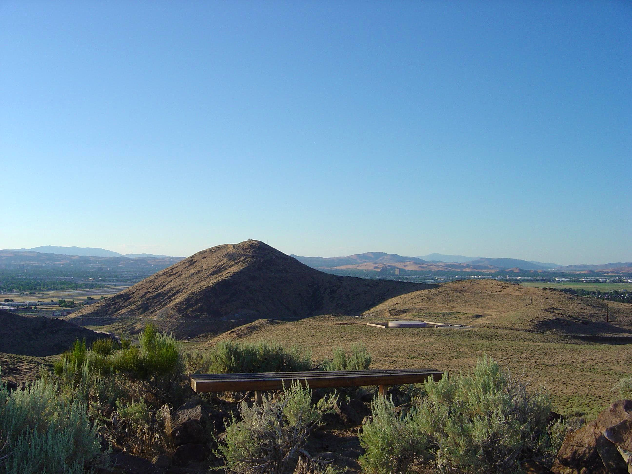 Rattlesnake Mountain