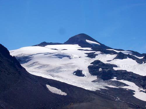 Collier glacier.