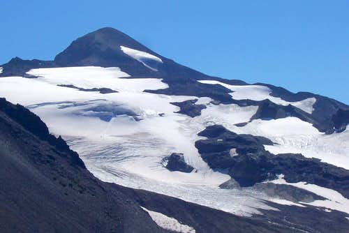 Collier Glacier/ Middle sister
