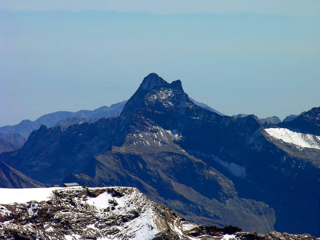 Il Corno Bianco (3320 m)