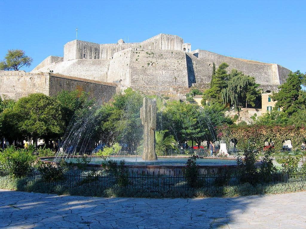 Fortress of Corfu town : Photos, Diagrams & Topos : SummitPost