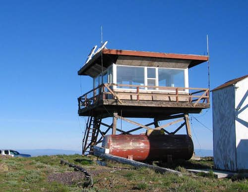 Snow Mountain Lookout