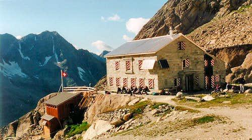 Grand Mountet Hut
