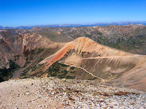 Handcart Peak