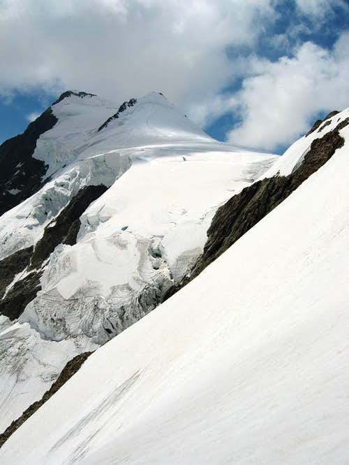 An Himalayan experience in Switzerland: Aletschhorn
