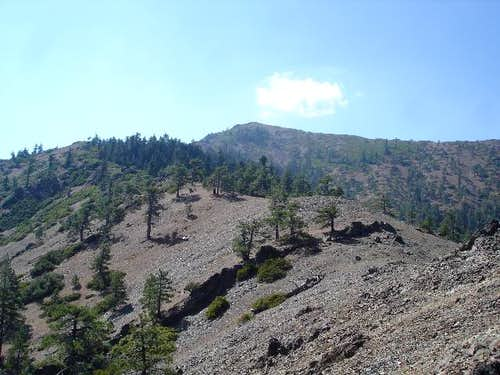 Chanchelulla Peak