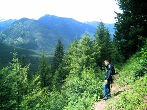 Scalplock Mountain