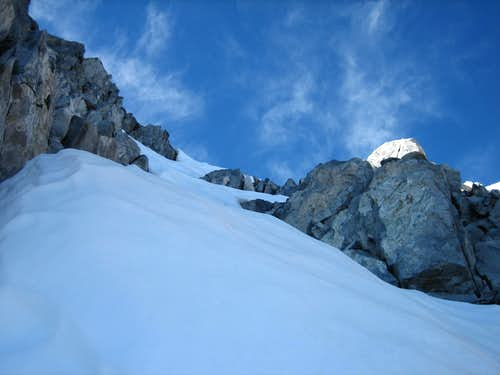 Upper Solstice Couloir