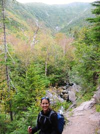 On Ammonoosuc Ravine Trail, Mt. Washington, NH