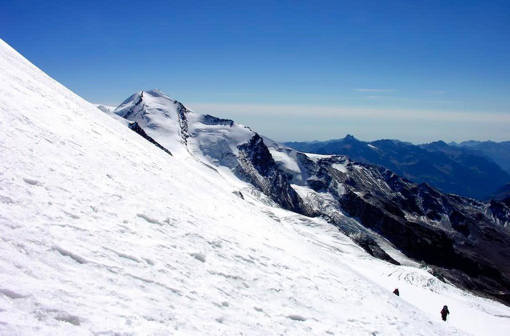 Il Castore (4226 m) 01 settembre 2006