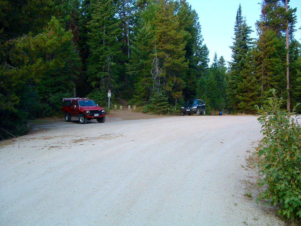 Lolo Peak Trailhead