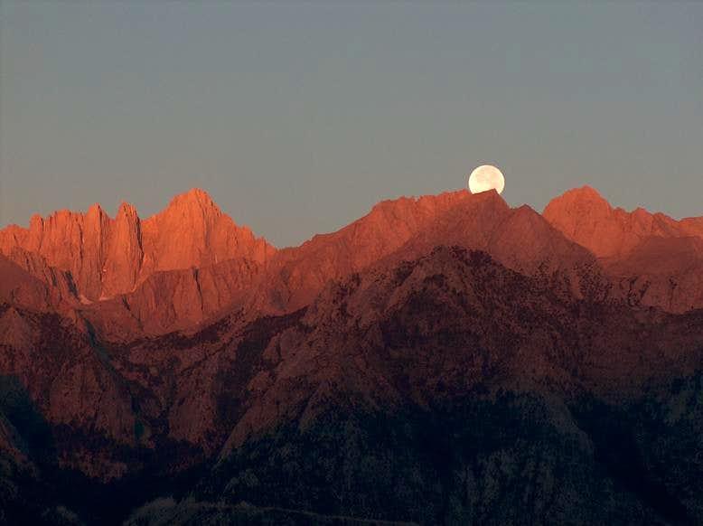 Sunrise-Moonset
