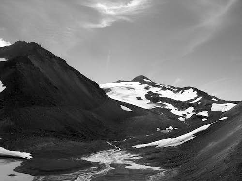collier glacier overlook