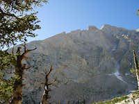 The North Ridge of Lone Pine...