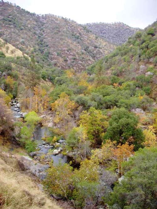 North Fork Kaweah River